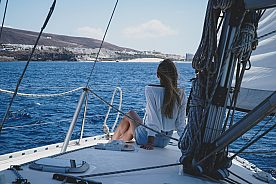Privater Segeltörn auf Fuerteventura