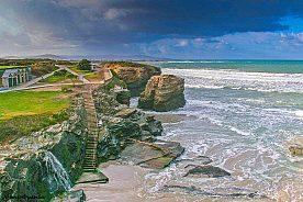 die schönste Sightseeing-Rundfahrt in Galicien