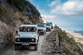 4x4 Jeep Safari auf Gran Canaria