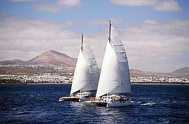 Katamaran Ausflug Fuerteventura