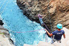 Gran Ganaria Bungee Jumping nahe Las Palmas