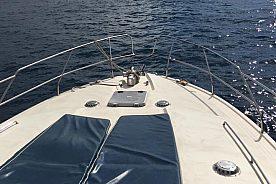 Mit dem gelben Motorboot ab Puerto de Mogan