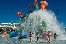Wasserpark Aqualava Playa Blanca