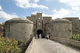 Rhodos mittelelterliche Stadt entdecken