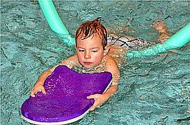 schwimmen lernen mallorca kleiner anfaenger