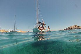 Segeln auf Menorca