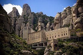 Montserrat Sightseeing Bustour ab Barcelona