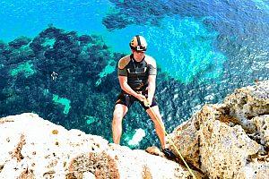 Höhlentour auf Mallorca - Caving in Es Coloms