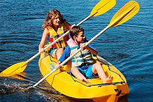 Kayak auf Gran Canaria