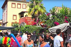 Andratx Markt Tour