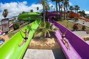 Ticket Aqualand Teneriffa Wasserpark