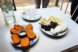 Food Tour durch Athens Stadtzentrum