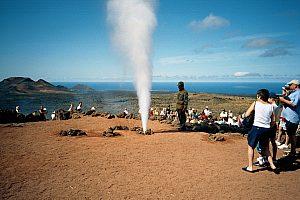 """Inselrundfahrt """"Grand-Tour"""" Lanzarote: Timanfaya, Los Hervideros, Jameos del Agua"""