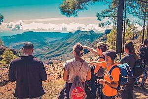 Von Las Palmas aus zum Wandern auf Gran Canaria