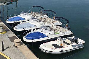 Motorboot für Gruppen chartern auf Mallorca