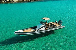 Boot mit Skipper auf Mykonos mieten