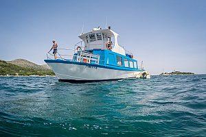 Bootstour durch die Bucht von Alcudia