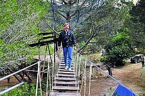 La Reserva - Adventure-Park mit Schatzsuche in Puigpunyent
