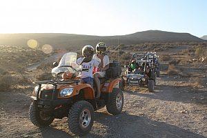 Gran Canaria Quad fahren