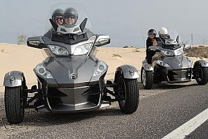 Trikes / Buggys / Can Am Spyder Touren auf Gran Canaria