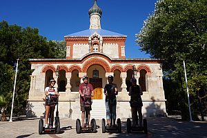 Segway Tour in Chania