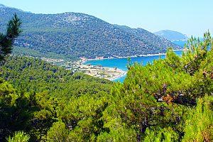 Küsten-Wanderung auf Rhodos