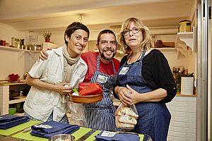 Omas Kochkurs in Barcelona - traditionell kochen mit lokaler Großmutter