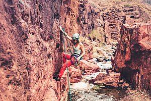 Klettern für Anfänger auf Gran Canaria