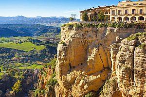 Exklusive Andalusien-Tour nach Ronda und Setenil de las Bodegas
