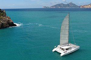 Katamaran Tour Mallorca Cala en Basset