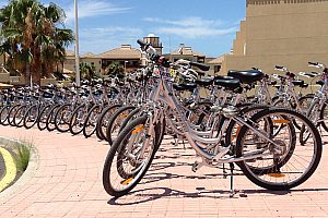Fahrradverleih in Costa Adeje Teneriffa