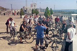 Fahrradtour in Malaga