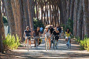 Grosseto Fahrrad fahren Italien
