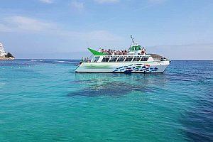 Magaluf Glasbodenboot Tour