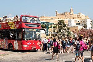 City Sightseeing Bus Tour Gozo