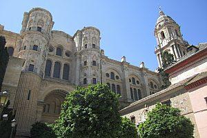 Malaga Stadtführung mit Guide