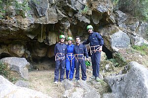Höhlen Tour Etxebarria nahe Bilbao: erforschen Sie die baskischen Höhlen