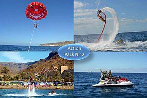 Wassersport Paket Nr. 2 auf Gran Canaria