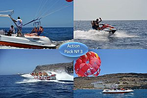 Gran Canaria Wassersport Paket Nr. 3