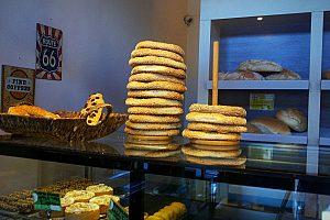 Bäckerei bei Chania Food Tour auf Kreta