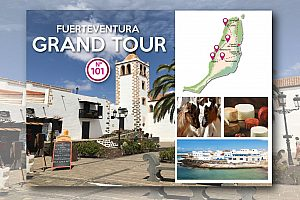 große Inselrundfahrt Fuerteventura