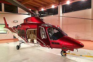 Hubschrauber Rundflug Italien
