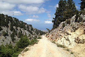 Weiße Berge Offroad erkunden