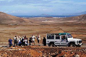Jeep Safari auf Lanzarote ab Fuerteventura - zu den Vulkanen oder auf der Nordroute