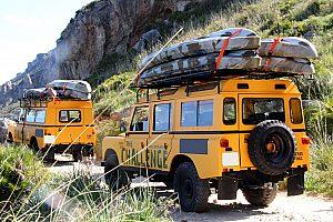 Abenteuer-Ausflug in Mallorca mit Schatzsuche in Alcudia - die Multi-Aktivität!