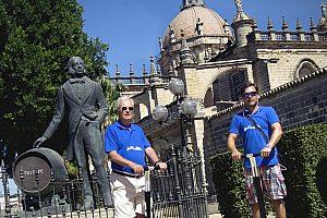 Ultimative Segway Tour in Jerez de la Frontera: die schönste Art, die Stadt zu besichtigen