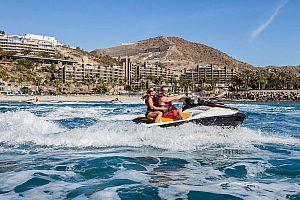 Jetski Safari auf Gran Canaria an der traumhaften Südküste - Start in Anfi del Mar