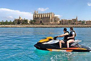 Jetski Tour in Palma ohne Führerschein