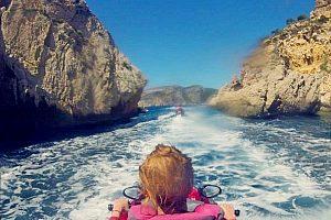 In Dénia Jetski fahren: geführte Jetski Touren entlang der Costa Blanca