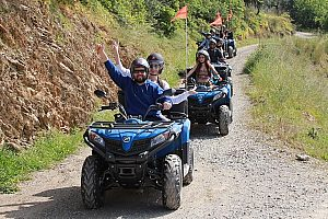 Kreta Quad Tour Sissi